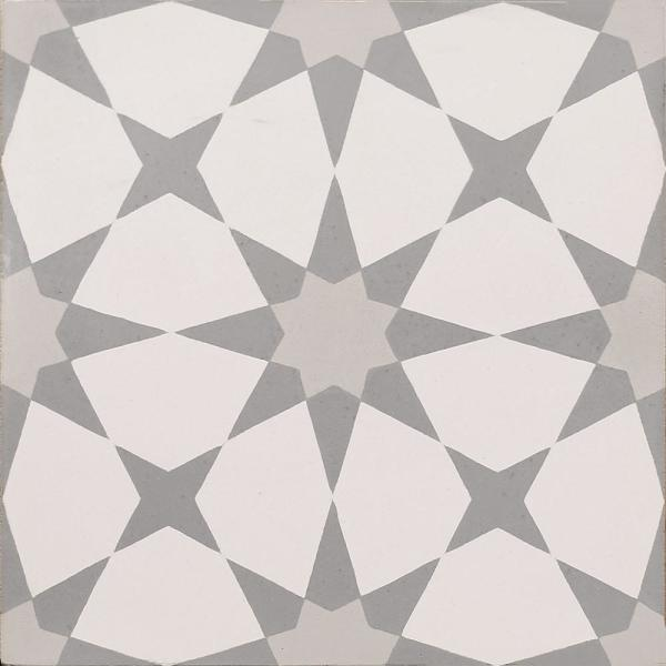 Cementine Kira 8 in. x 8 in. Durabody Ceramic Floor and Wall Tile (10.76 sq. ft. / case)