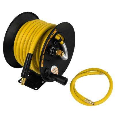 3/8 in. x 50 ft. Manual Hose Reel
