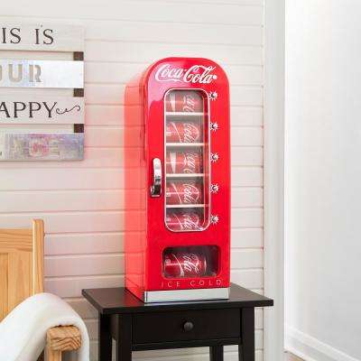 9.38 in. 10 (12 oz.) Coca Cola Retro Can Cooler