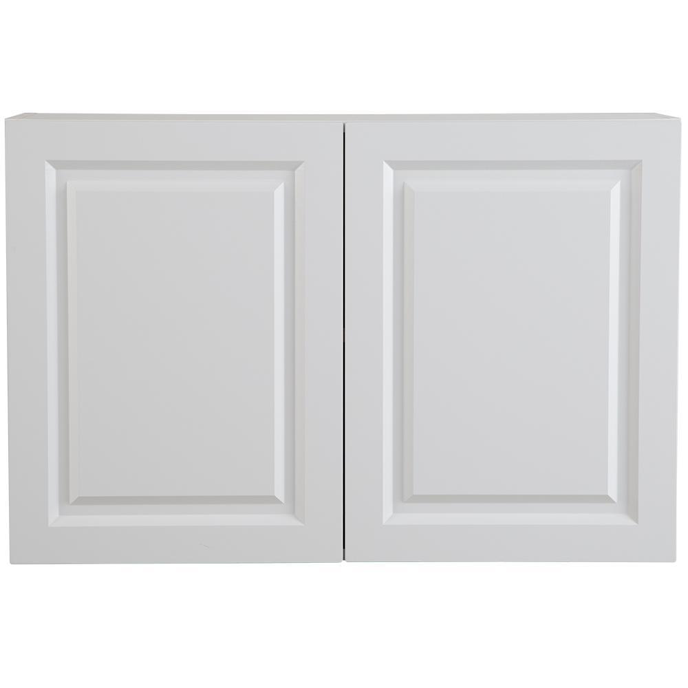 Hampton Bay Kitchen Cabinets Installation Guide: Hampton Bay Benton Assembled 36x24x12.5 In. Wall Cabinet