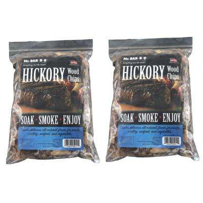 2 lbs. Hickory Wood Chips