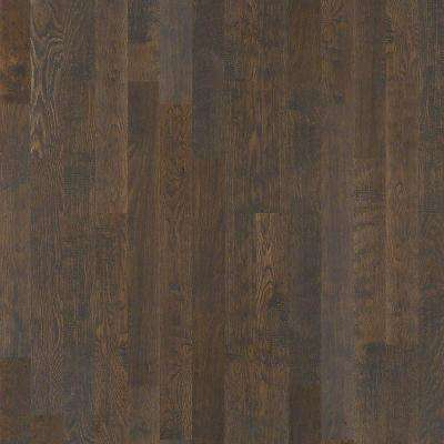 Take Home Sample - Kolby Meadows Quarry Solid Hardwood Flooring - 4 in. x 8 in.