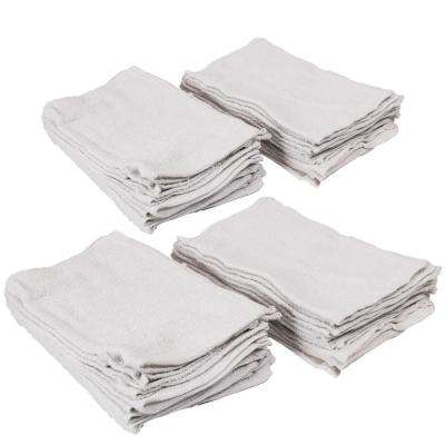 Cotton Terry Towels (48-Pack)