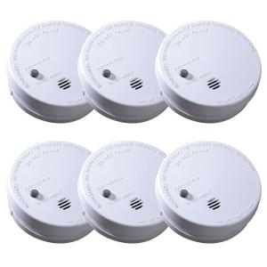 Deals on Kidde Code One Battery Operated Smoke Detector