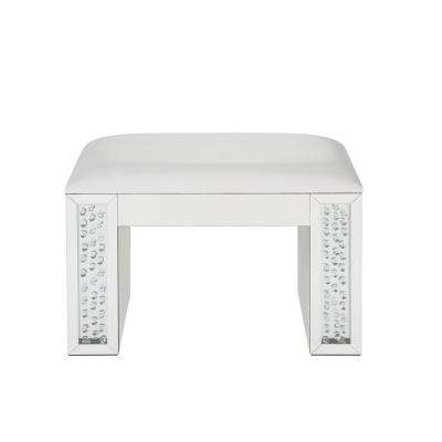 Modern Makeup Vanity Stool No Additional Features Makeup