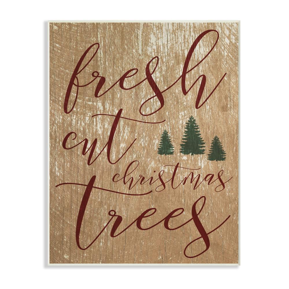 fresh cut christmas trees tan