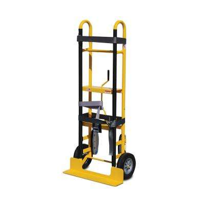 400 lb. 4-Wheel Appliance Cart with Airless Tires