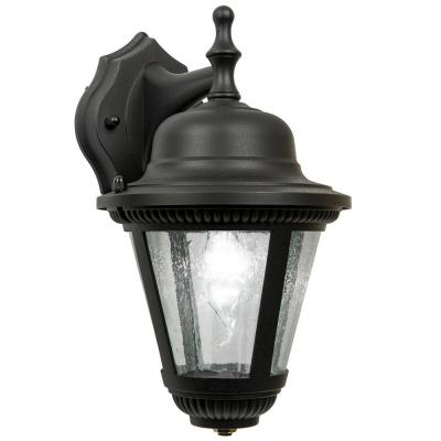 Ingall Black Coach Outdoor Wall Lantern Sconce