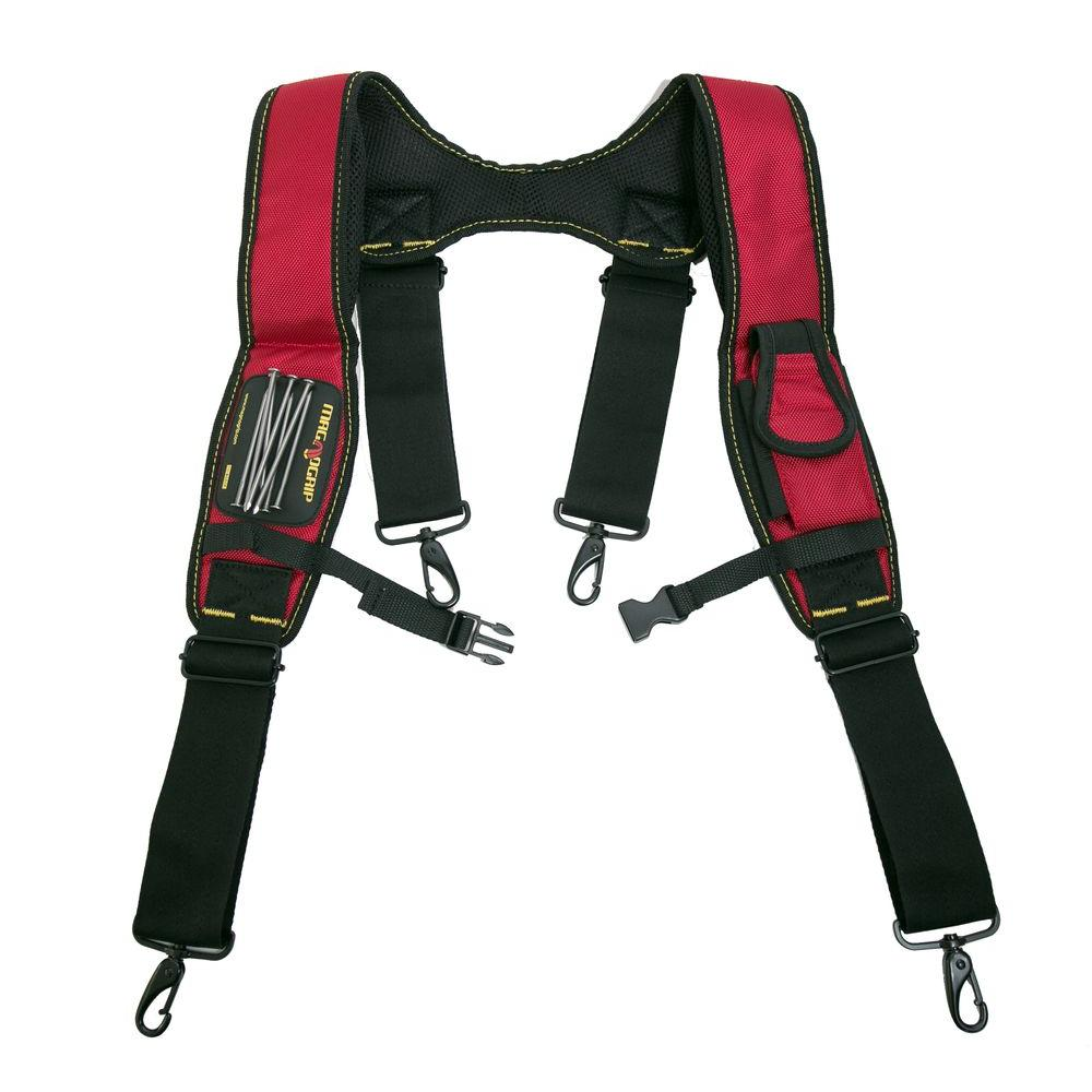 MagnoGrip Polyester Magnetic Work Suspenders