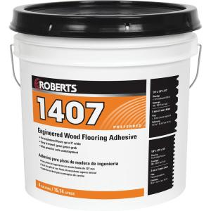 Engineered Wood Flooring Adhesive 1407