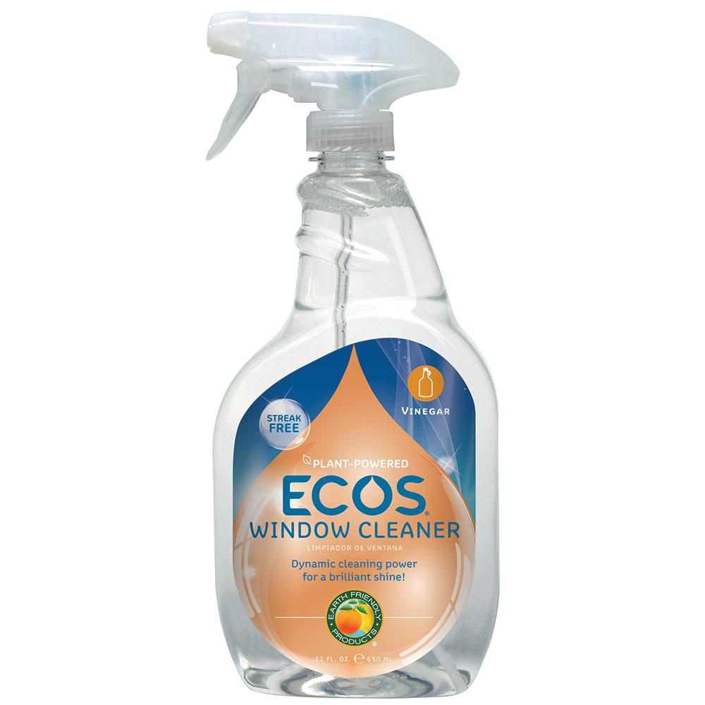 ECOS 22 oz. Trigger Spray Vinegar Window Cleaner