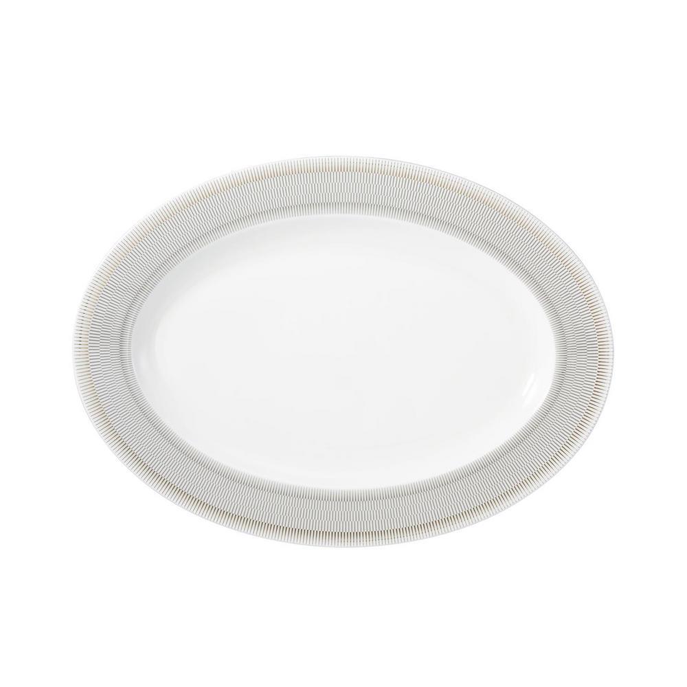 Allure Oval Platter