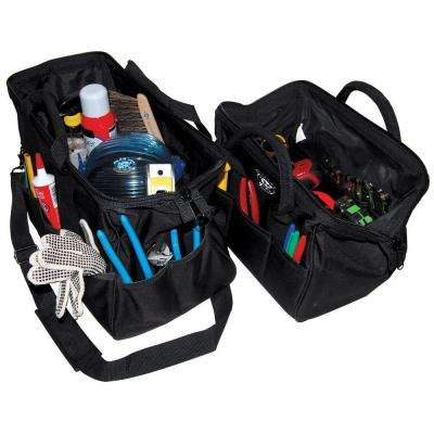 Combo Pack - 13 in. and 17 in. 2 in 1 Tool Bag Combo Pack