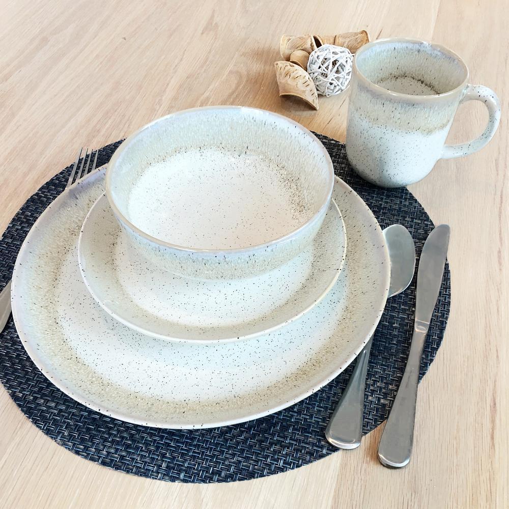 Marina 16-Piece Sand Dinnerware set