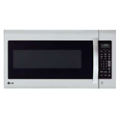 2.0 cu. ft. Over the Range Microwave in Stainless Steel with Sensor Cook