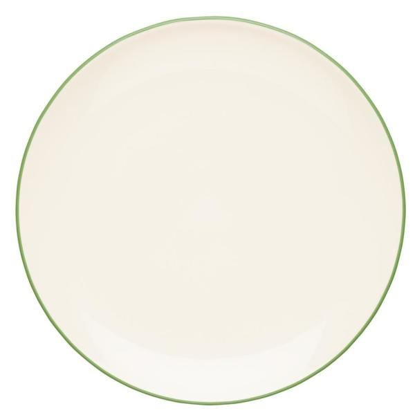 Noritake Colorwave 10.5 in. Apple Coupe Dinner Plate 8094-406