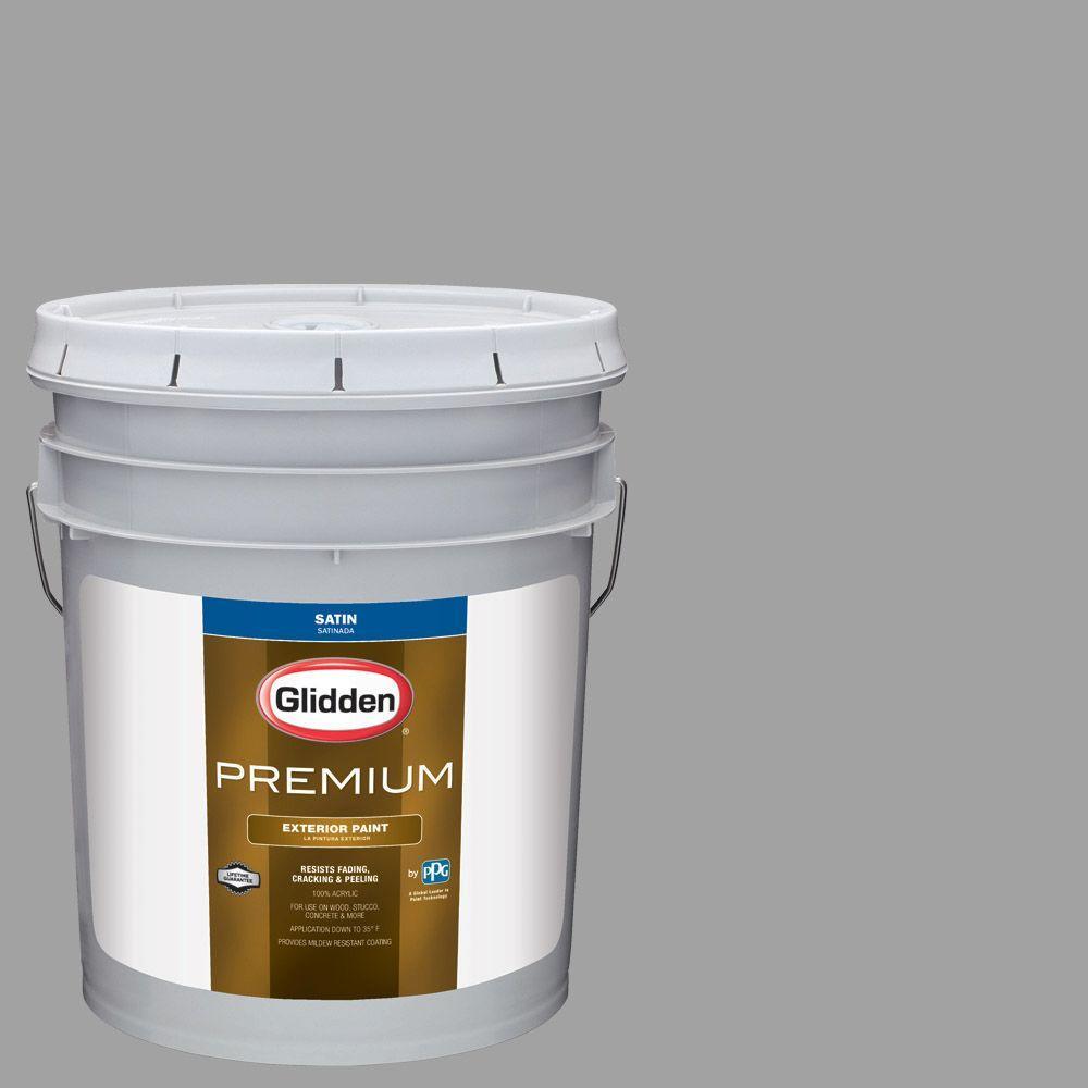 Hdgcn63 Granite Grey Satin Latex Exterior Paint