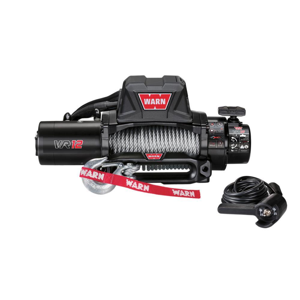 VR12 12,000 lb. Winch