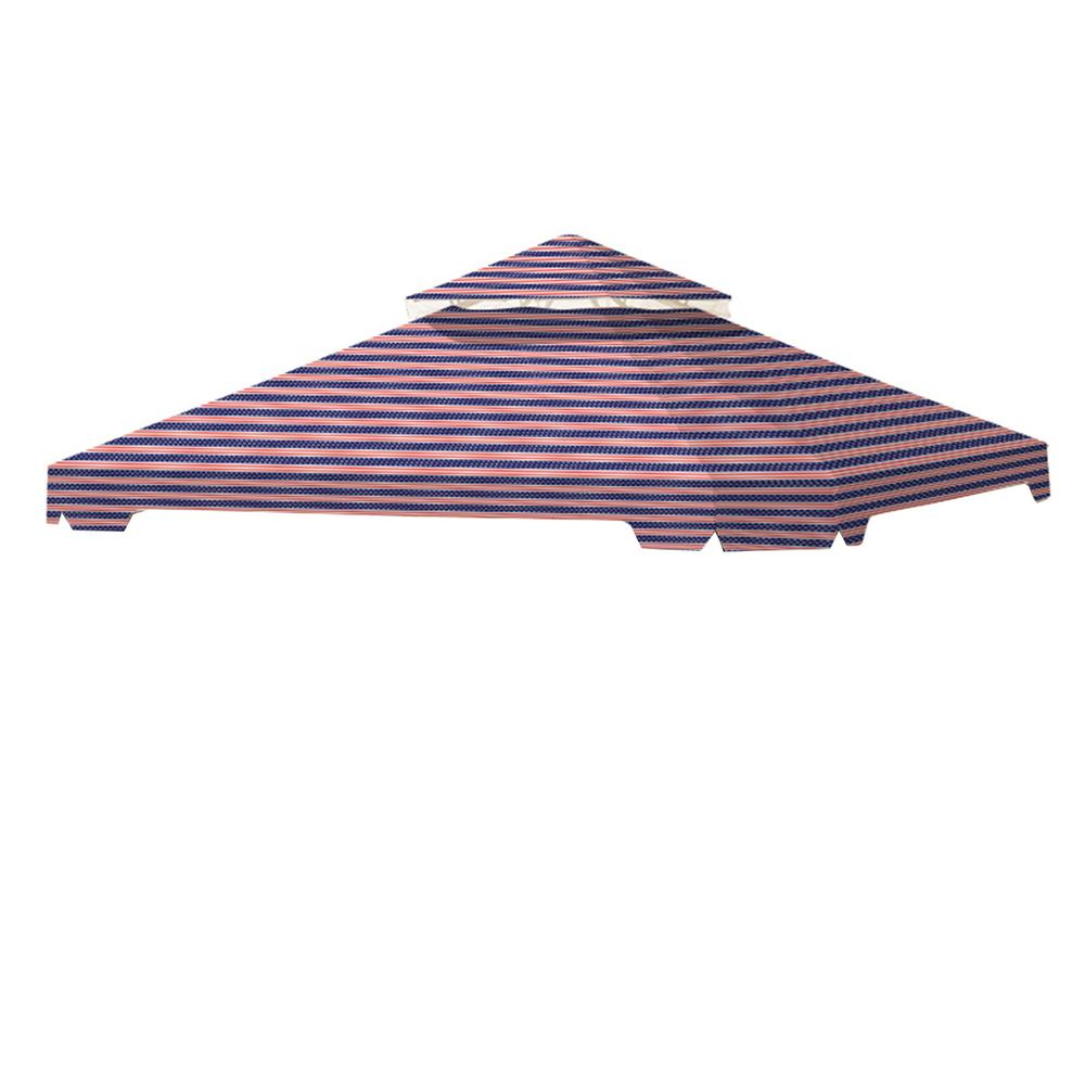 Standard 350 Americana Replacement Canopy Top Cover Set for 10 ft. x 10 ft. Cottleville Gazebo