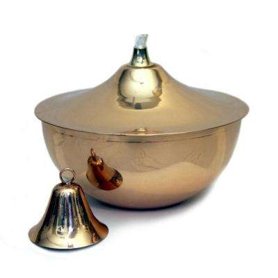 Smooth Copper Deco Tabletop Torch