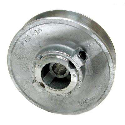 4 in. x 1/2 in. Evaporative Cooler Motor Pulley
