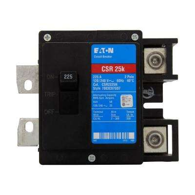 225 Amp 2-Pole Type CH Main Breaker