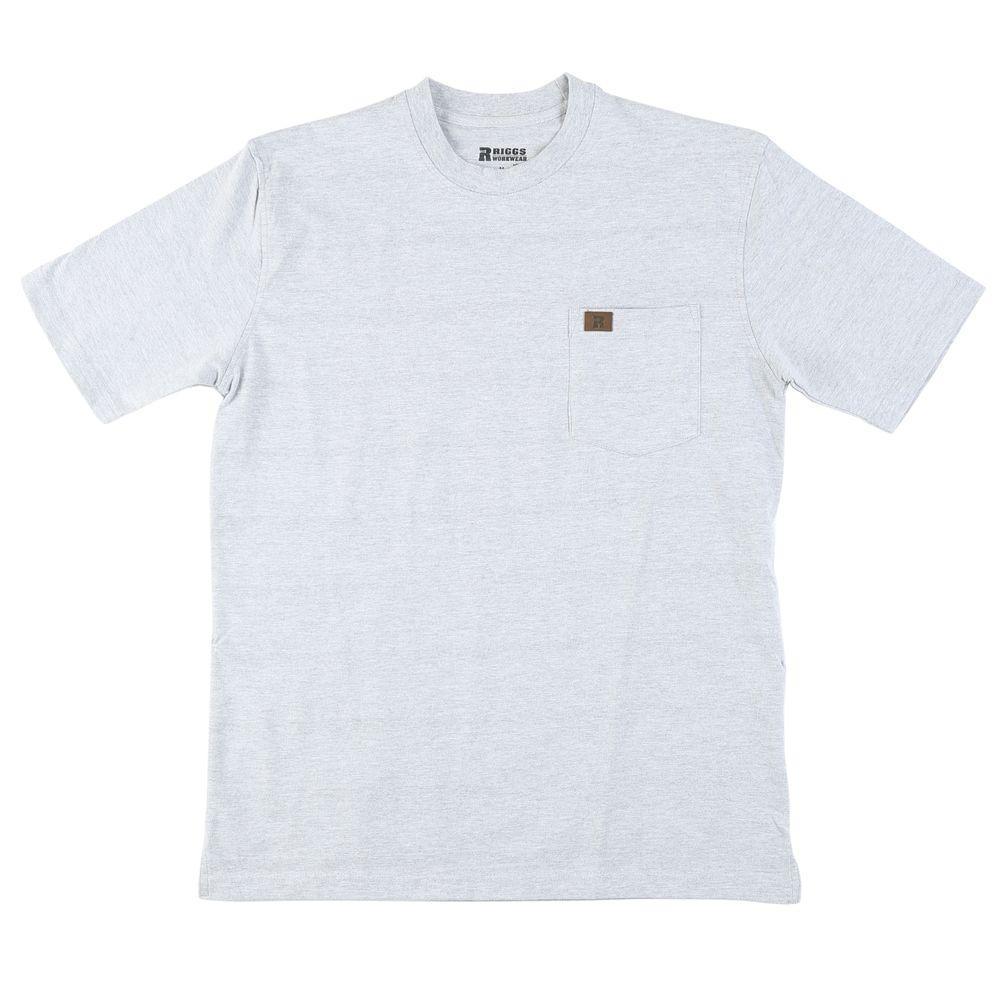 3X-Big Men's Pocket T-Shirt