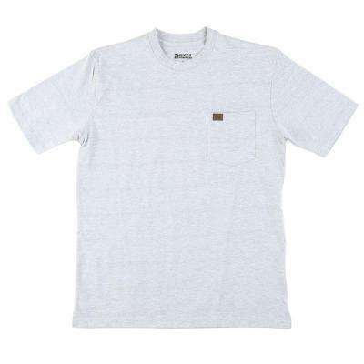 3X-Big Men's Pocket T-Shirt