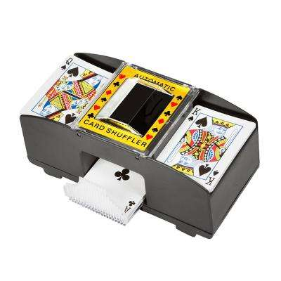 Card Deck Automatic Shuffler
