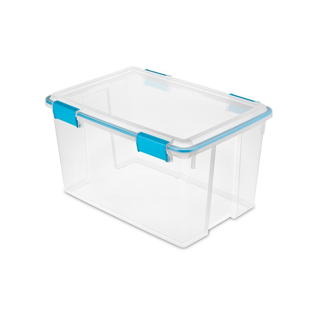 Sterilite 54-Qt. Gasket Storage Box-19344304