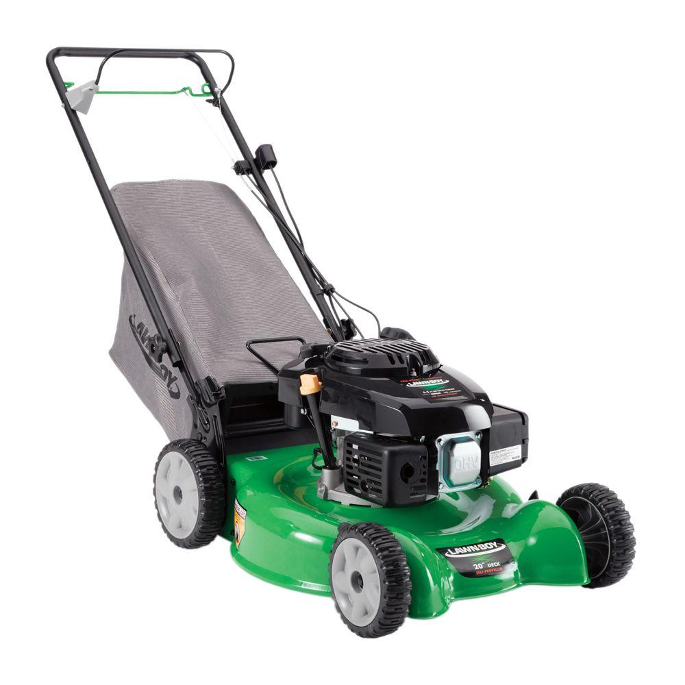 Lawn-Boy 20 in. Kohler Self-Propelled Gas Mower with Timeout Blade Stop System
