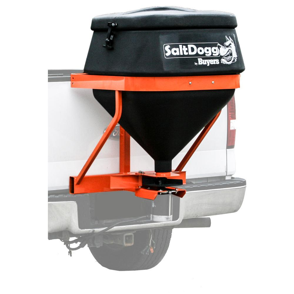 Salt Spreaders Snow Removal Equipment The Home Depot Tailgate Spreader Wiring Diagram 8 Cu Ft