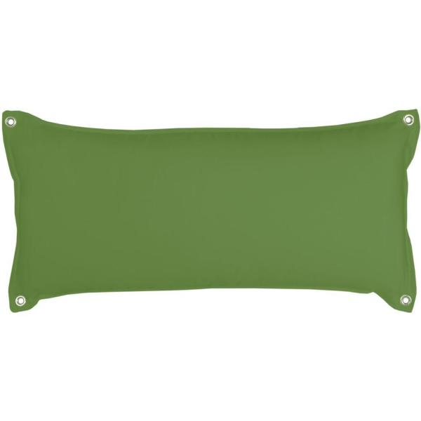 Gardens Collection Leaf Green DuraCord Hammock Pillow