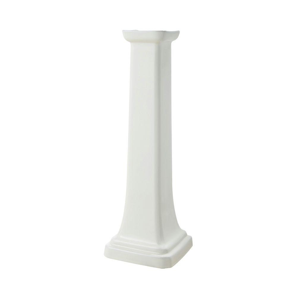Foremost Groups Series 1920 Pedestal Lavatory Leg in Bisc...