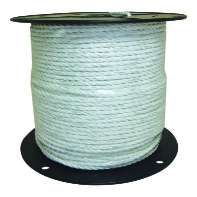 1/4 in. White Economy Polyrope
