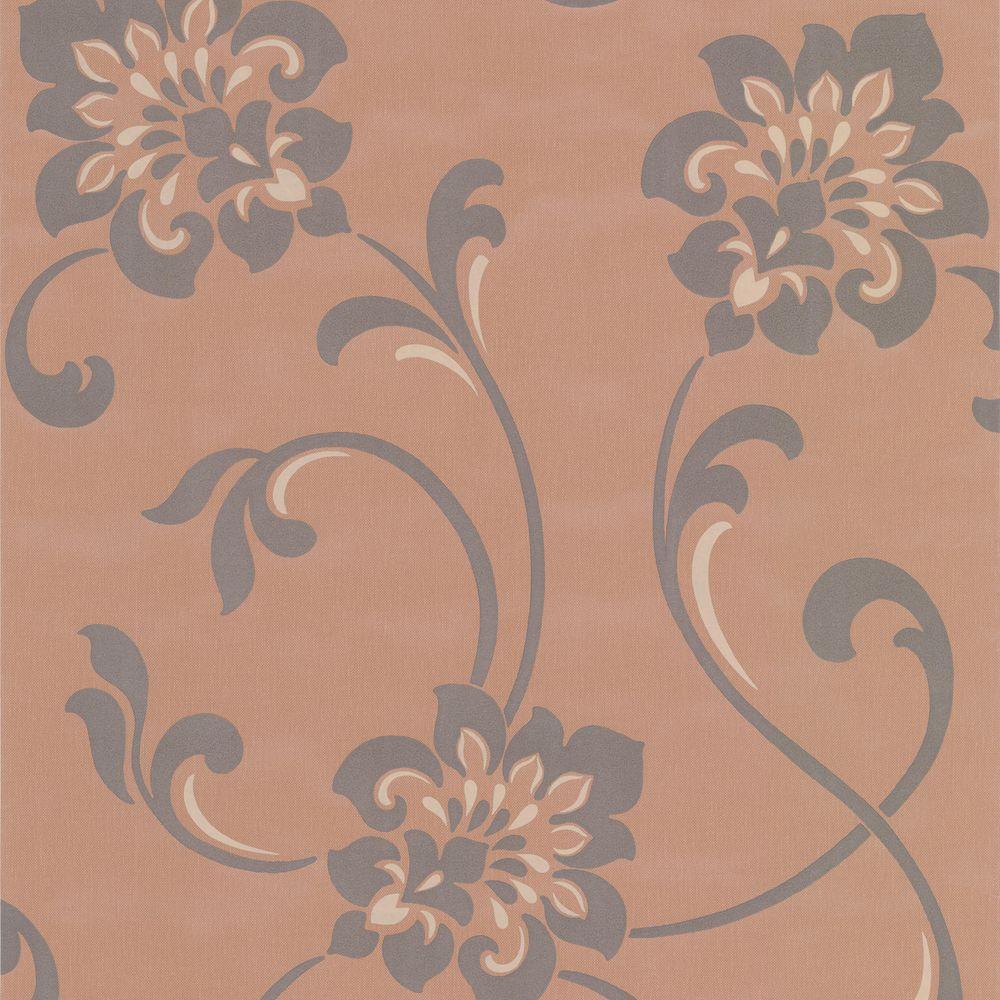 Decadence Jacobean Floral Wallpaper