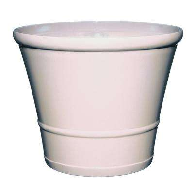 White Outdoor Extra Large Plant Pots Planters The Home Depot