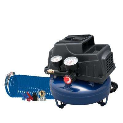 1 Gal. Air Compressor with Basic Inflation Kit