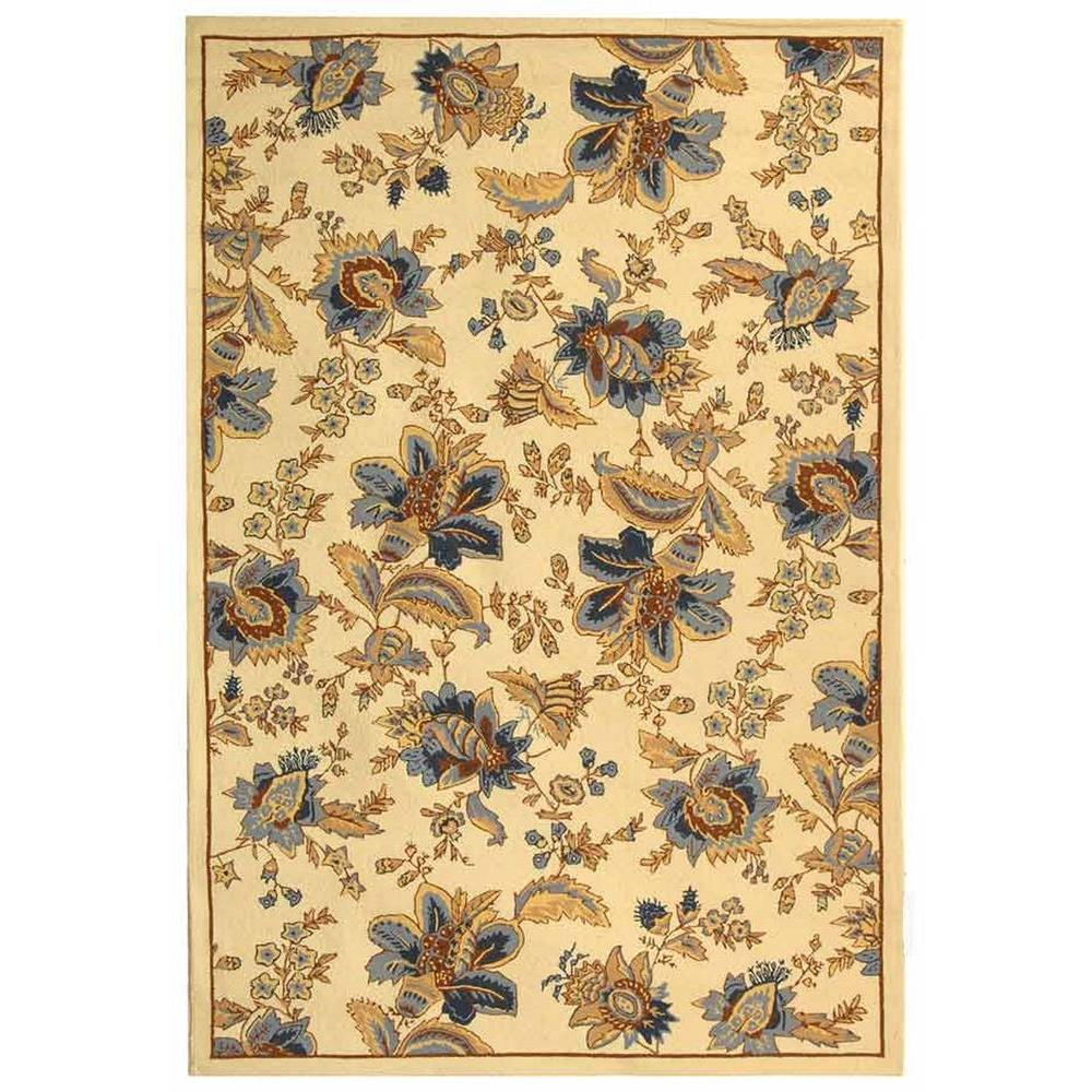 Safavieh Chelsea Ivory 8 ft. 9 in. x 11 ft. 9 in. Area Rug
