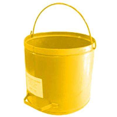5 Gal. Hot Tar Roofing Bucket