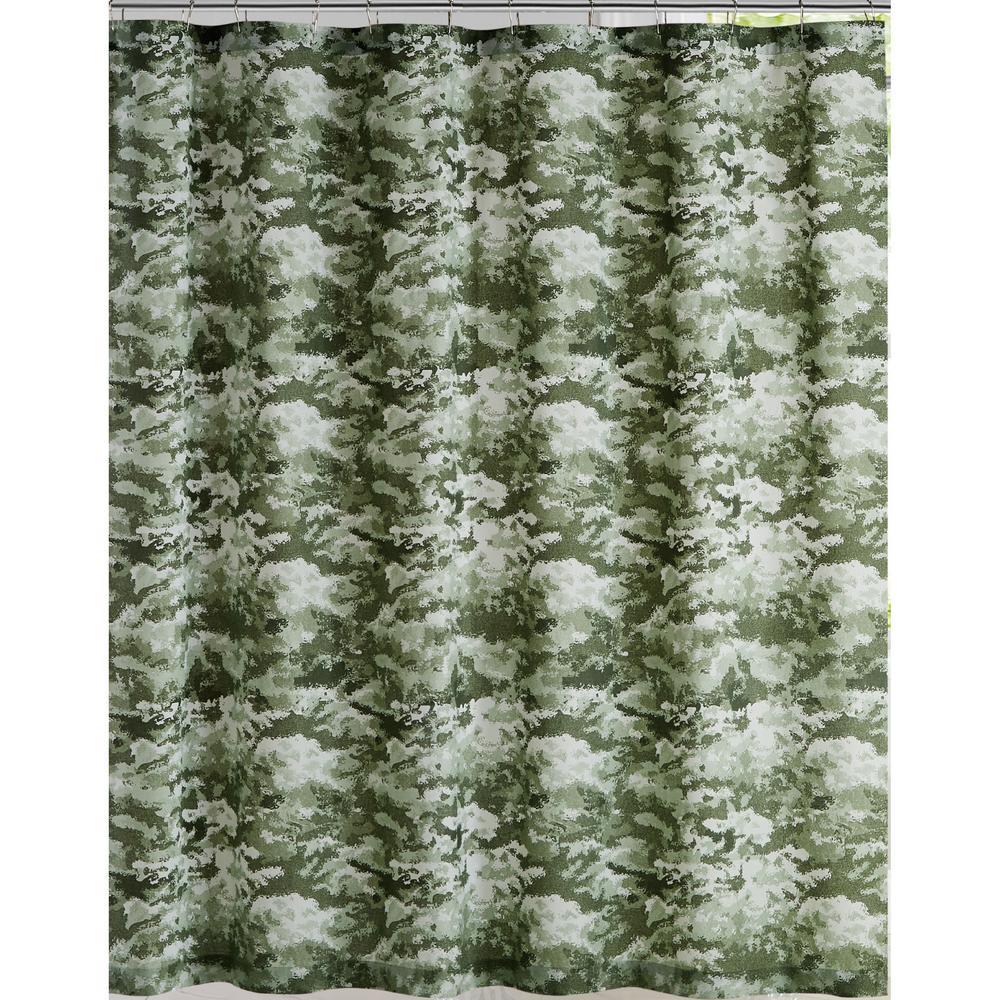 Sahara 72 x 72 Inch Shower Curtain
