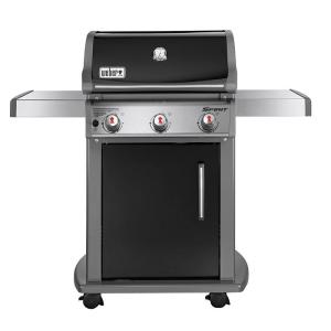 Click here to buy Weber Spirit E-310 3-Burner Natural Gas Grill in Black by Weber.