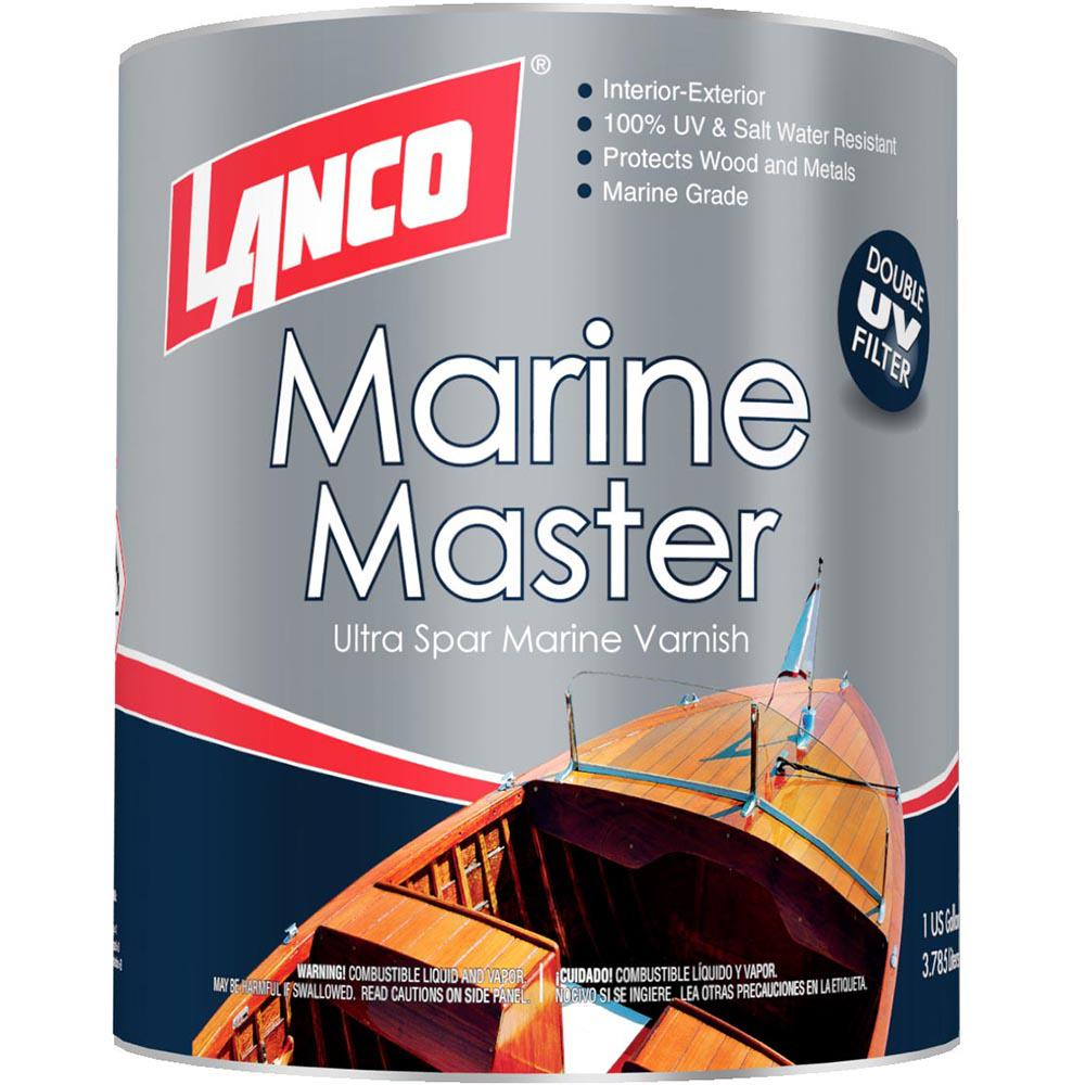 Marine Master 1 qt. Oil Ultra Spar Marine Varnish
