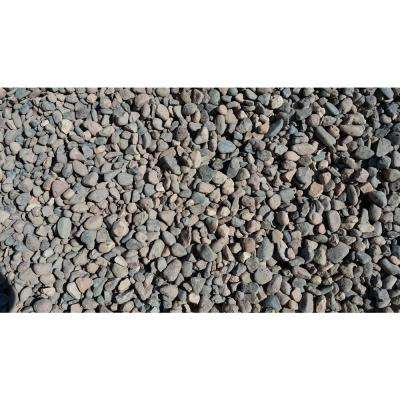 0.5 cu. ft. Medium River Rock