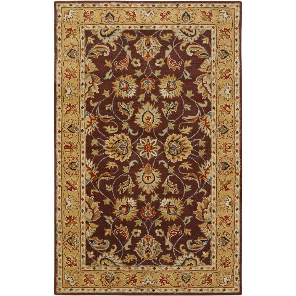 John Plum 4 ft. x 6 ft. Area Rug