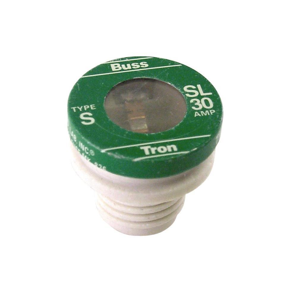 30 Amp SL Style Plug Fuse (4-Pack)