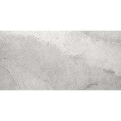 St. Moritz Ii Silver Matte 11.73 in. x 23.5 in. Porcelain Floor and Wall Tile (11.46 sq. ft. / case)