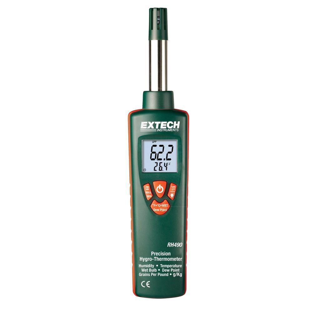 Precision Hygro-Thermometer Psychrometer