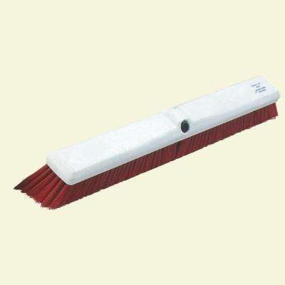 24 in. Red Omni Sweep Floor Sweep (Case of 12)
