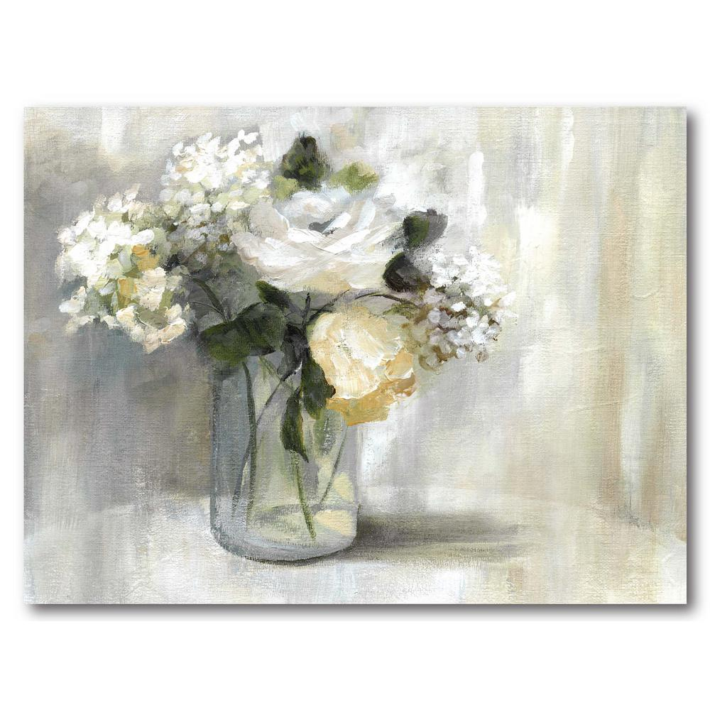 Courtside Market Summer Nuance 16 in. x 20 in. Gallery-Wrapped Canvas Wall Art, Multi Color was $70.0 now $38.93 (44.0% off)